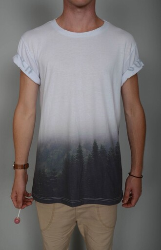 shirt tumblr outfit tumblr shirt tumblr streetwear style hipster ombre ombre shirt printed shirt print t-shirt boys fashion boy shirt mens t-shirt hipster menswear menswear green clothes nature white t-shirt green t-shirt tree tshirt. t shirt print t-shrit tees comfy unisex forest forest green black and white tree print fashion wihte grey t-shirt black white grey dark black black grey white dark blue
