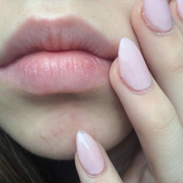 make-up lipstick nails