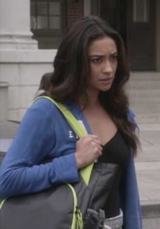 jacket zip blue emily fields pretty little liars shay mitchell