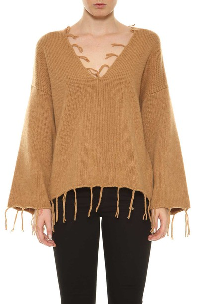 Jucca sweater beige