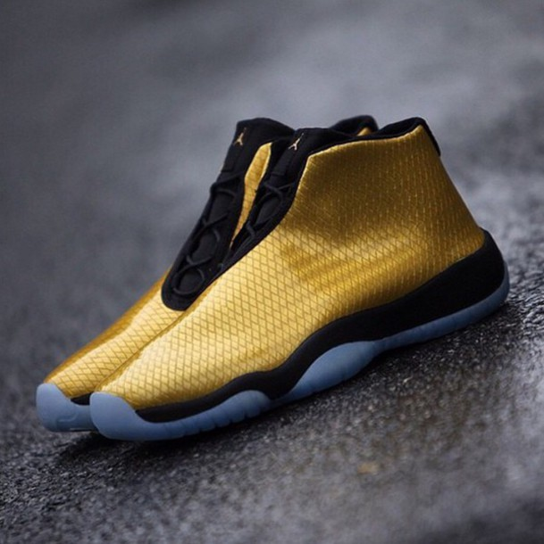 shoes jordan jordan futures gold black black and gold gold shoes all black  and gold wishlist 752351c8d