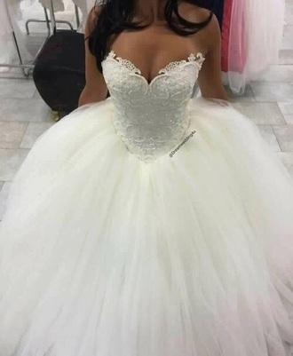 dress white prom wedding