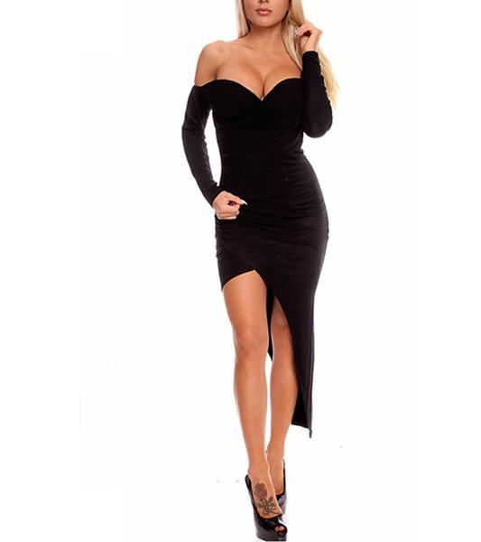 Avery Draped Dress | Emprada