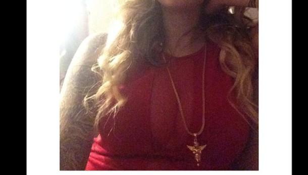 gold chain jewels