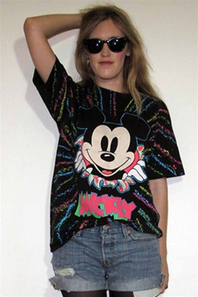 vintage disney t-shirt jacket