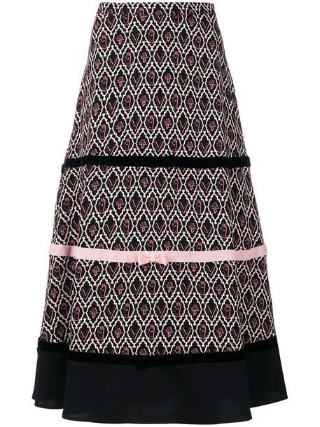 VIVETTA skirt bow women black