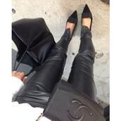bag,givenchy,antigona,black,leather