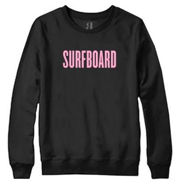 sweater surf drunk in love