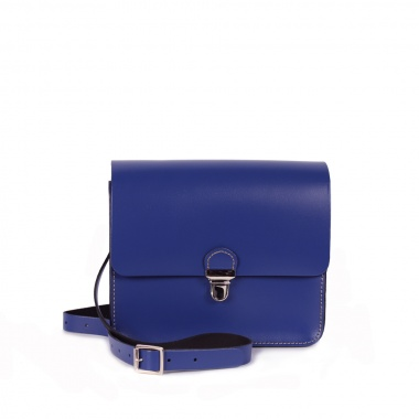 Bohemia leather boho pop mini, electric blue :: bohemia