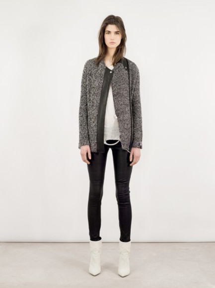 iro jacket lookbook fashion shoes pants