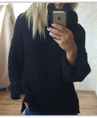 sweater black fall outfits urban winter outfits winter sweater fall sweater fall colors grunge hipster girly girly wishlist holiday season travel classy love cool warm