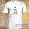 We should all be feminists t-shirt - teenamycs