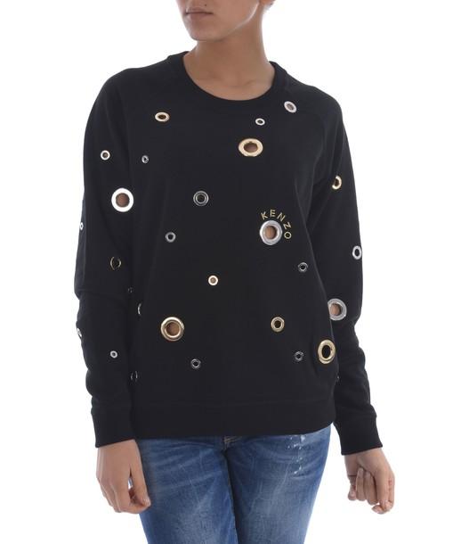 Kenzo sweatshirt embellished sweater