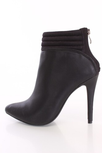 shoes boots classy black booties cute booties fall booties fall outfits cute fashion sexy fashion chic shoe