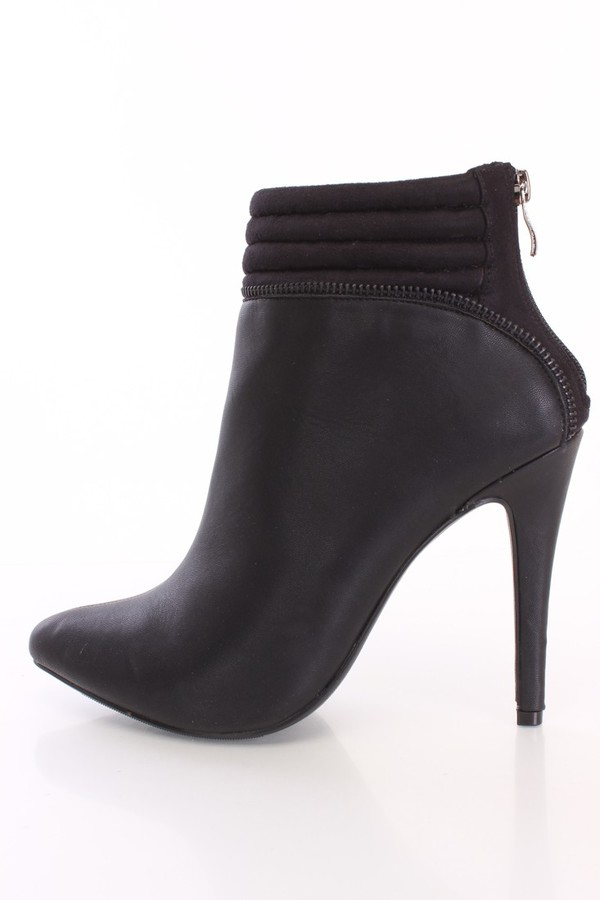 shoes booties black booties cute booties fall booties boots fall outfits cute fashion sexy fashion chic chic shoe