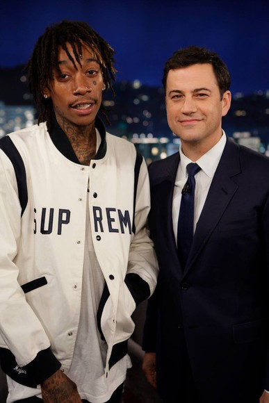 supreme jacket wizkhalifa coat menswear mens jacket