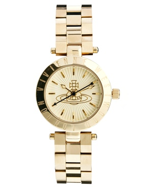 Vivienne Westwood | Vivienne Westwood Gold London Watch at ASOS
