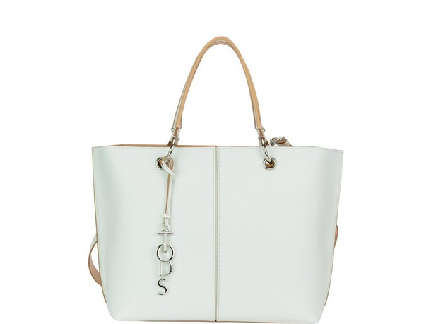 Tods bag white pink
