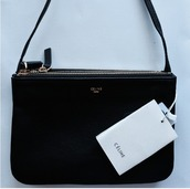 bag,celine,purse,black