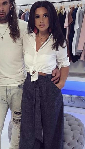 pants melly sophia 100% hotter