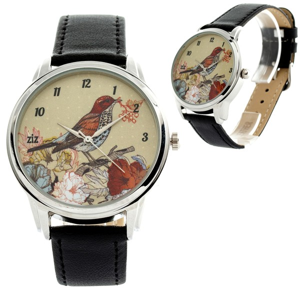 jewels watch watch birds ziz watch ziziztime