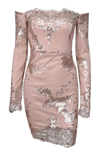 Jolie - PREMIUM Floral Plunge Bardot Bodycon Dress