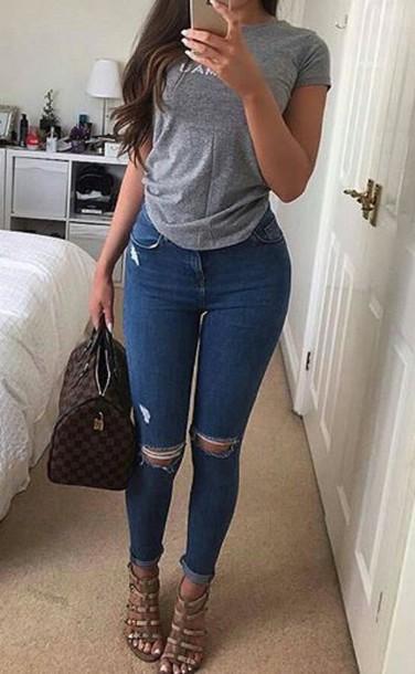 jeans instagram denim