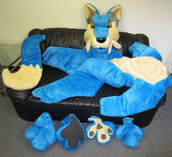 hat,neopets,blue lupe,lupe,costume,neopets costume,blue lupe costume,blue,neopet
