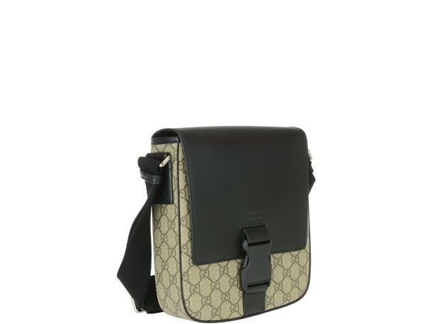 gucci bag black beige