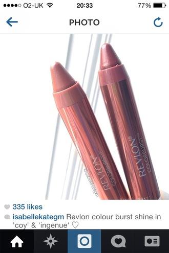 nail polish make-up lipstick lips nude ysl nude beige