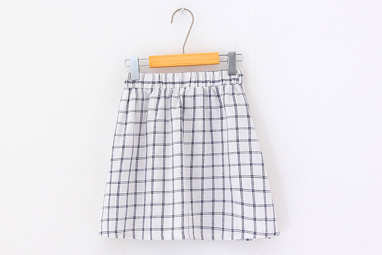 Square skirt (2 colors)
