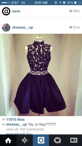 dress little black dress black pretty florel skaterdress lace prom dress pattern occasional black dress sweet 16 dresses lace dress short dress formal