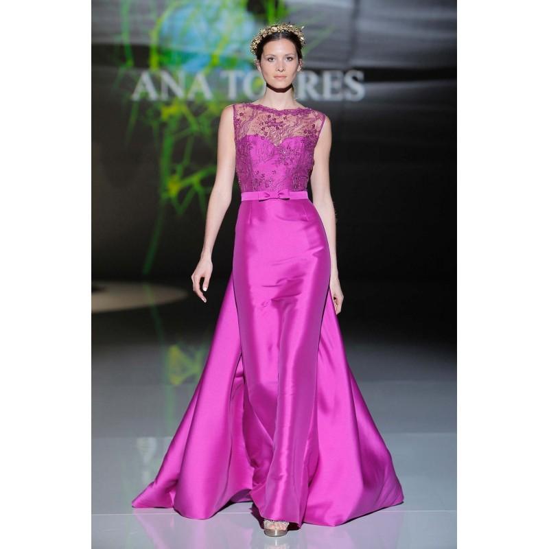 Ana Torres) 2017 BBFW AT_25 Largo - Vestidos de novia 2017 ...