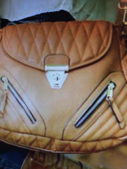 bag brown crossbody handbag