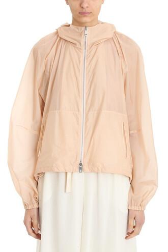 jacket rose pink