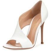 shoes,white,white shoes,high heels,high heel sandals,open side,open toes,white high heels,elegant