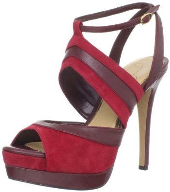 Amazon.com: Jessica Simpson Women's Js-Eman Platform Sandal: Jessica Simpson: Shoes