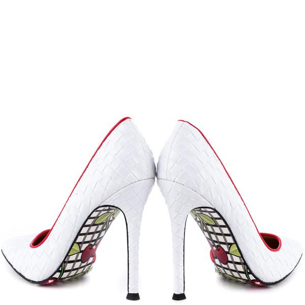 shoes taylorsays heels wedding cherry