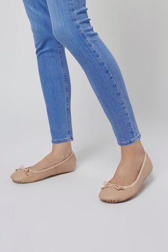 ballet nude shoes