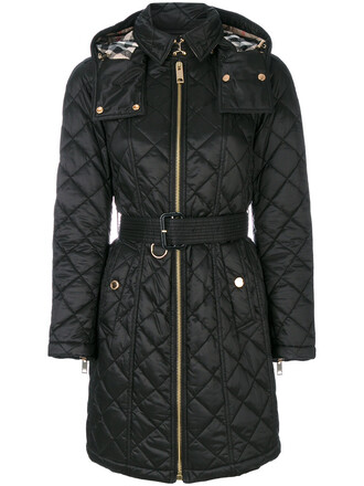 jacket women quilted black