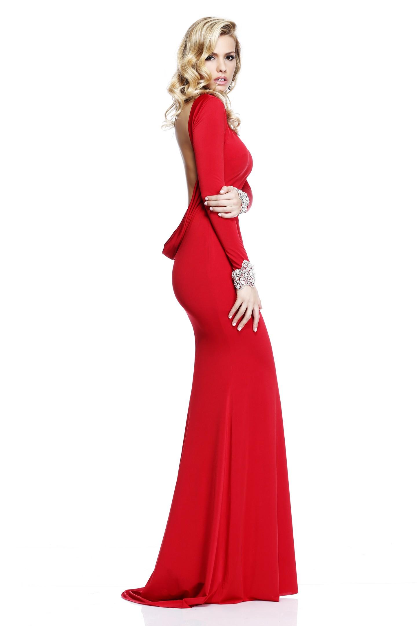 Tarik Ediz 92271 Dress   MackTak.com