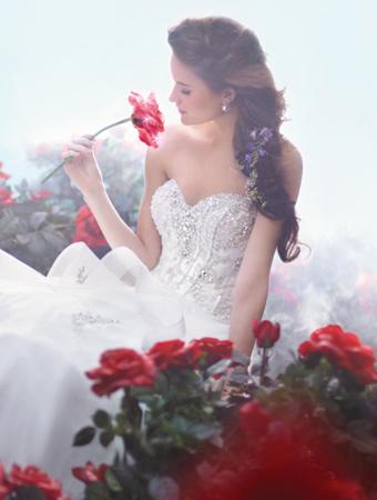 Disney Fairy Tale Bridal Style 217