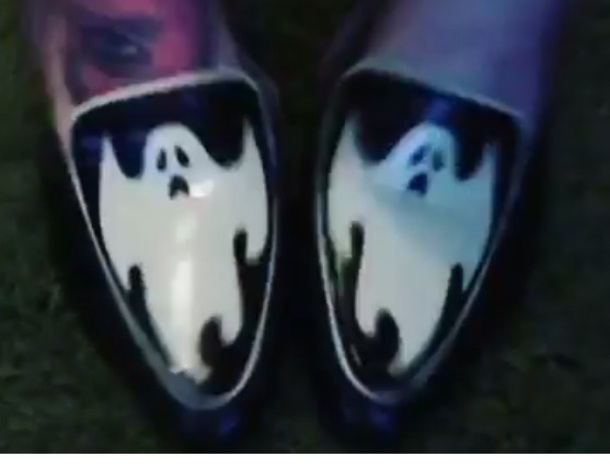 shoes ghost