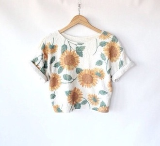 top crop tops shirt