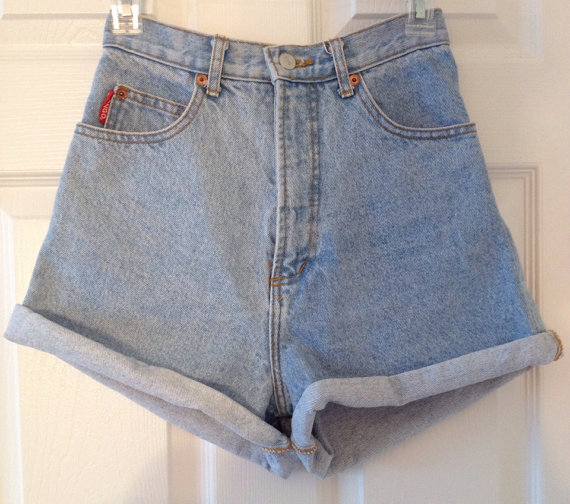 Sale highwaisted cutoffs shorts ready to ship 24 by shopbnicole