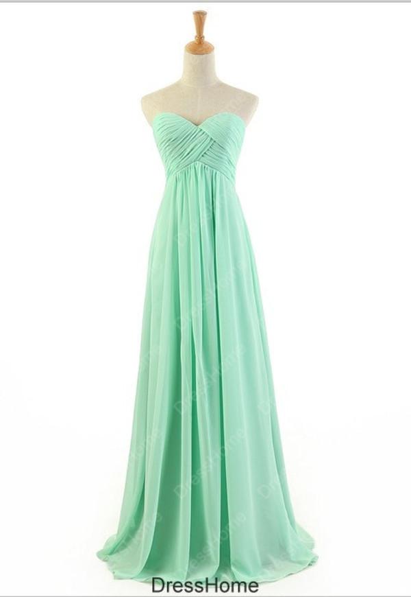 dress bridesmaid mint mint dress long bridesmaid dress
