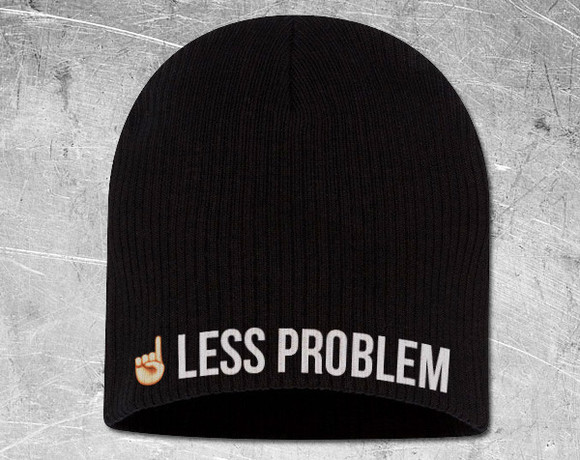 cap one less problem beanie hat winter outfits fall outfits