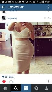 jumpsuit,beige dress