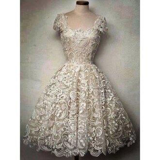 dress fashion lace