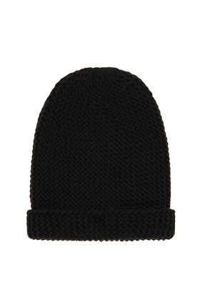 Chunky Stitch Beanie - Beanies - Hats  - Bags & Accessories - Topshop